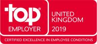 Goodyear certified 'Top Employer UK' for the sixth time