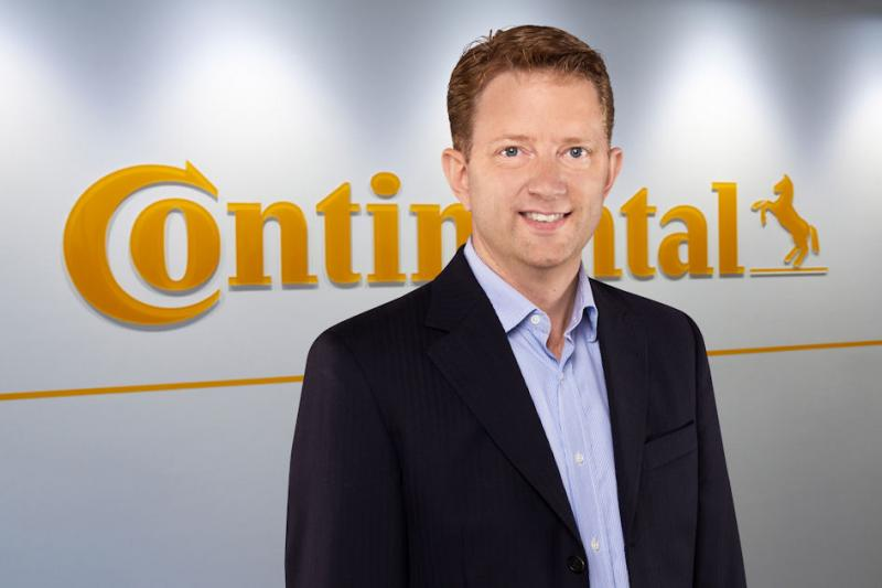 Benack heading Continental's reorganised Fleet Solutions department