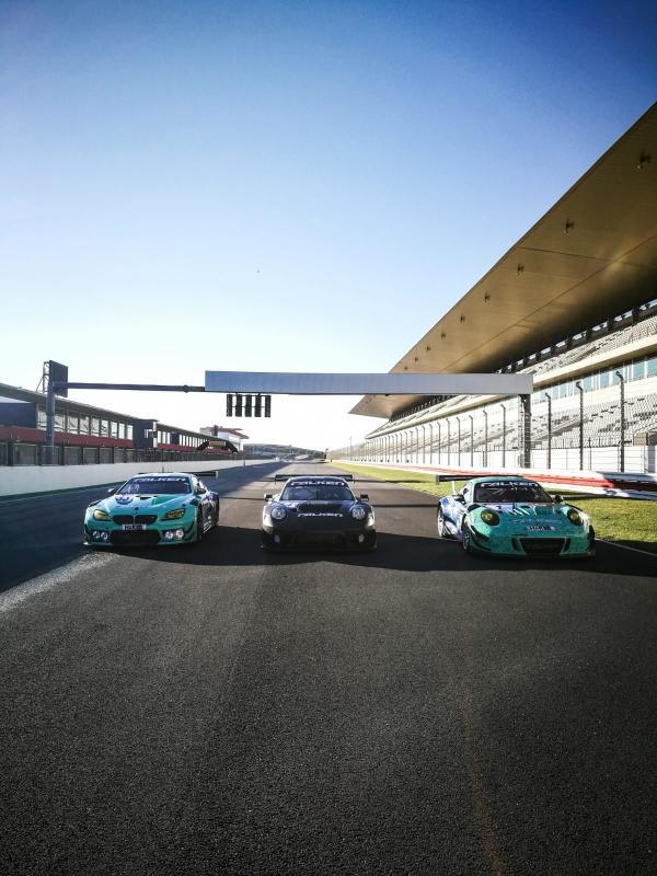 Falken Motorsports concludes 2019 shakedown ahead of Nürburgring return