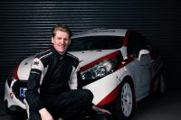 Rising rally star Fossey to run on Yokohama tyres, renewing deal