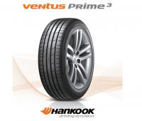 Hankook tyres OE on Ford Focus Active