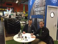 Sly Agri Ltd signs Magna Tyres rubber tracks distribution agreement