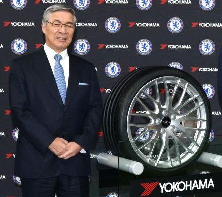 Senior management changes at Yokohama Rubber