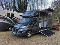 John Oates Horseboxes fits Wheely-Safe to address major industry safety issue
