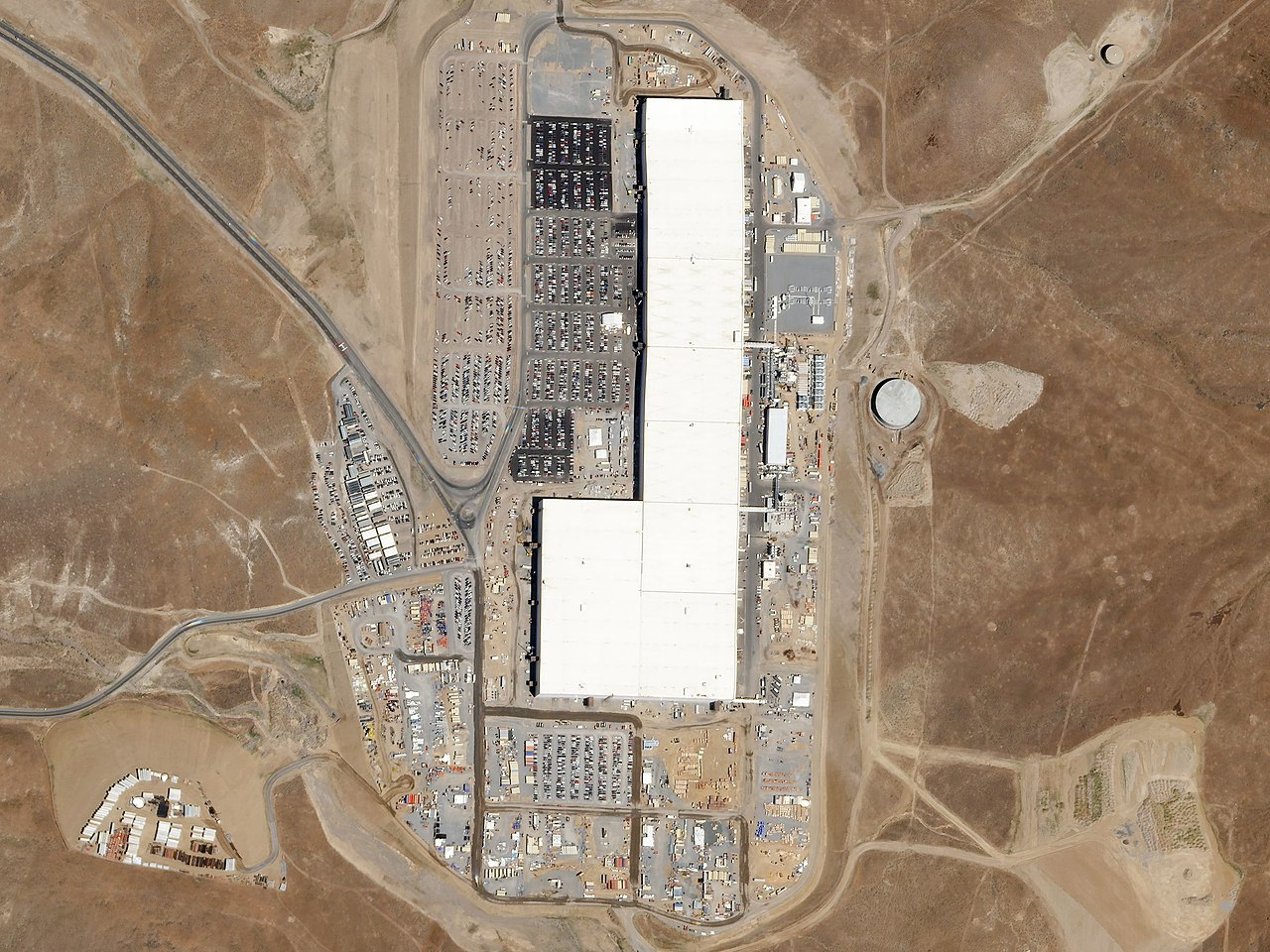 AMTE Power and Britishvolt move towards UK's first Gigafactory battery manufacturing factory
