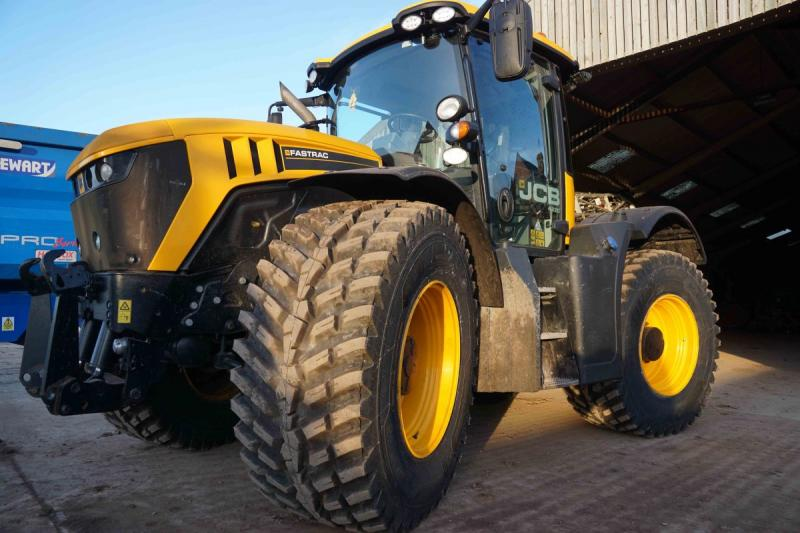 First Michelin RoadBib tyres fitted in Scotland