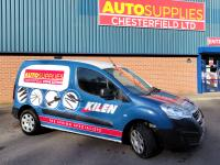 Autosupplies spring forward with Kilen van