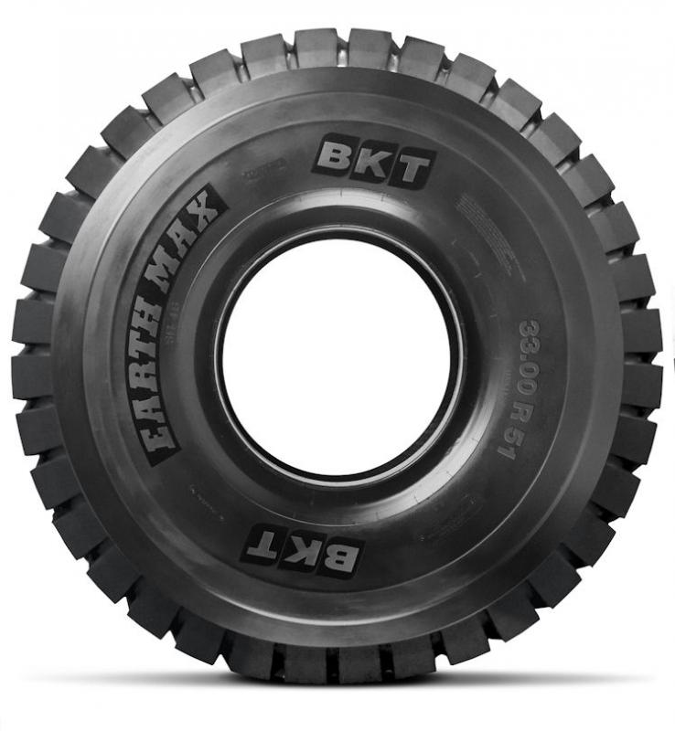 Bauma debut for BKT's 'giant'