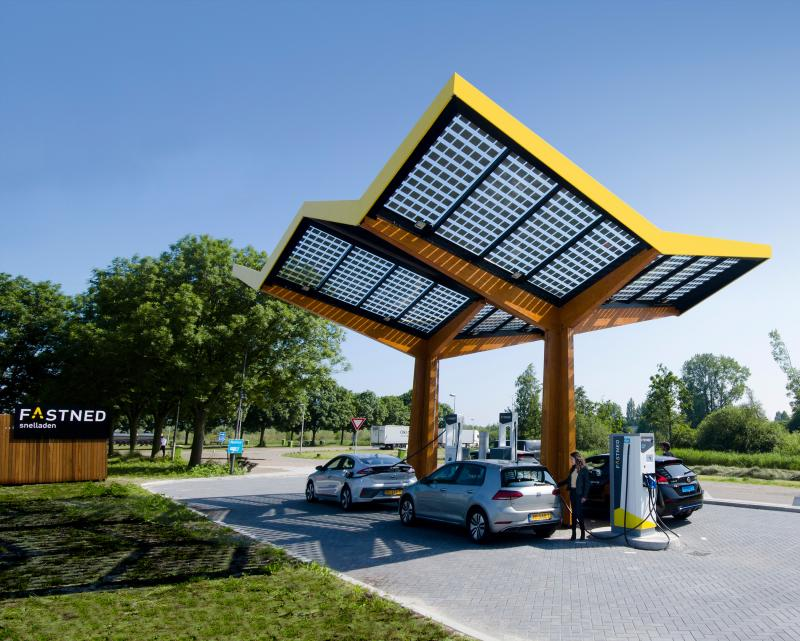 Fastned wins Swiss charging station tender