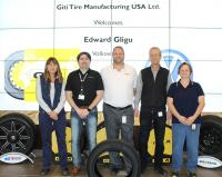Giti's US plant approved for tyre supply to VW