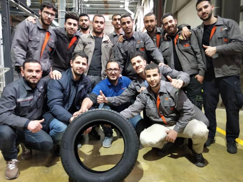 Algeria's first tyre plant completes first test phase