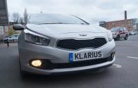 Kia Cee'd top of list of new Klarius exhaust models