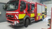 North Wales Fire and Rescue Service chooses Michelin tyre policy