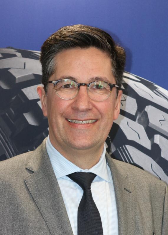 Cooper Tire Europe appoints René Delonge sales director global OE light vehicle tyres