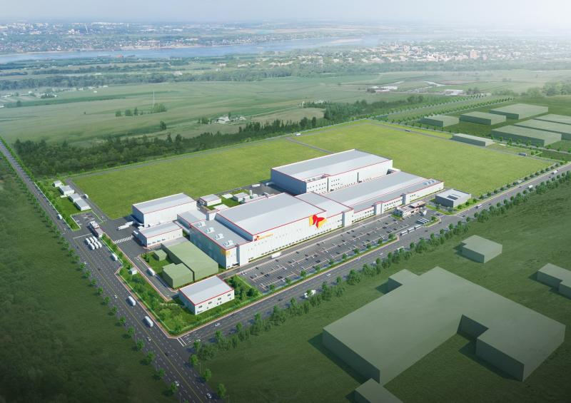SK Innovation investing 1 trillion won in Hungary car battery factory