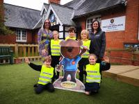 Bridgestone supports Stratford School road safety initiative