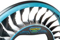 Goodyear presents Aero 'flying' tyre