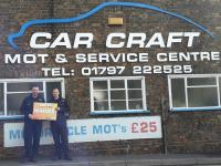 Carcraft Service Centre set for Sardinia with The Parts Alliance