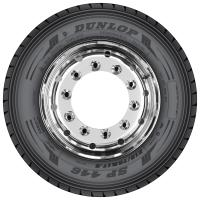 New Dunlop 17.5, 19.5-inch truck tyres launched