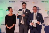 Goodyear Proactive Solutions wins at International Bus Sustainability Awards 2019