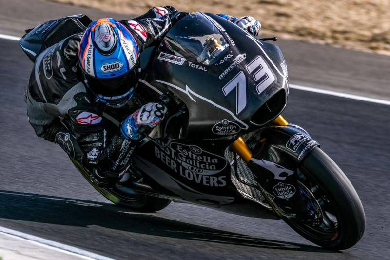 MotoGP Dunlop prepared for Triumph power