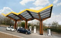 Fastned opens first 350kW-ready fast charging station in the UK