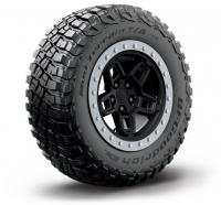 BFGoodrich Mud-Terrain T/A KM3 now available in 42 sizes