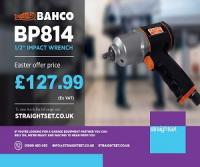 "Easter price offer on the Bahco BP814 ½"" impact wrench"