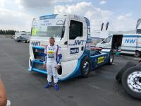 Exol announces BTRC sponsorship with Newell & Wright Transport