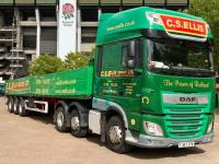 CS Ellis Group benefits from TPMS 'within days of fitting'