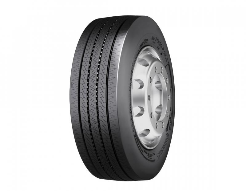 Continental introduces tyre for electric city buses