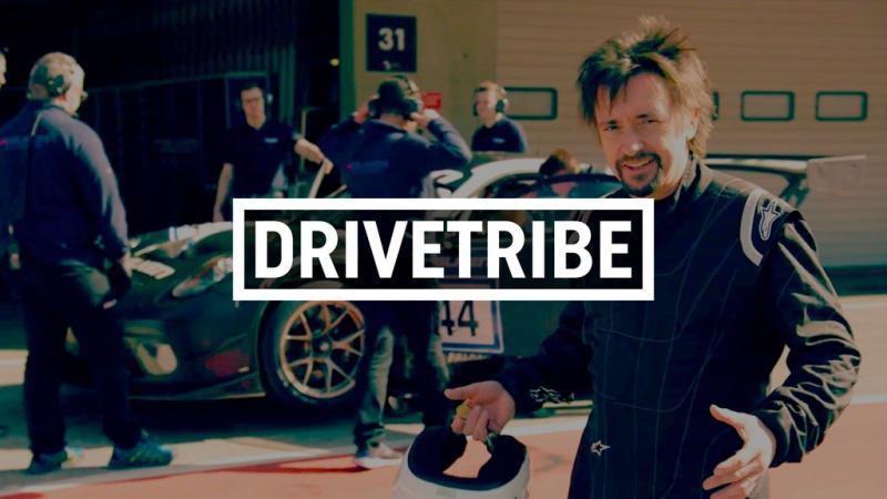 Falken working with DriveTribe