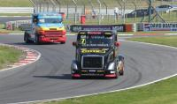 Giti truck tyres hit the track at Brands Hatch