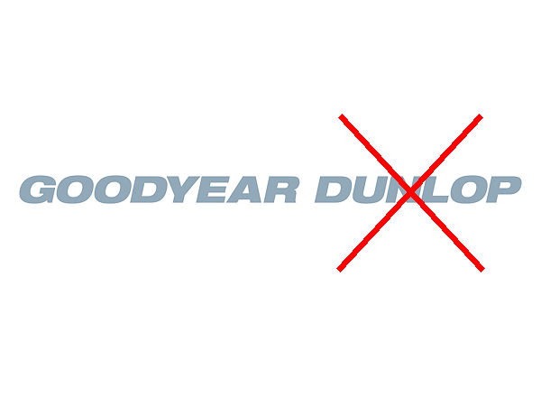 Goodyear drops Dunlop brand in registered name change