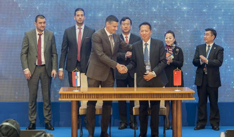 Football: Linglong Tire sponsoring Serbian SuperLiga