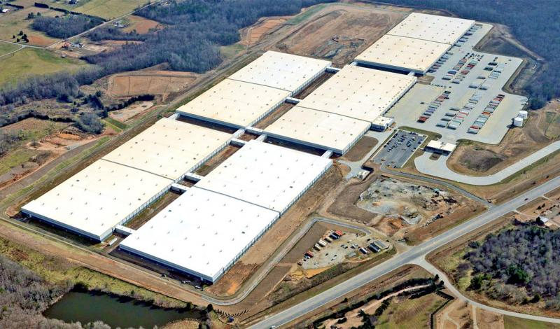Michelin inaugurates 3 million square foot distribution centre