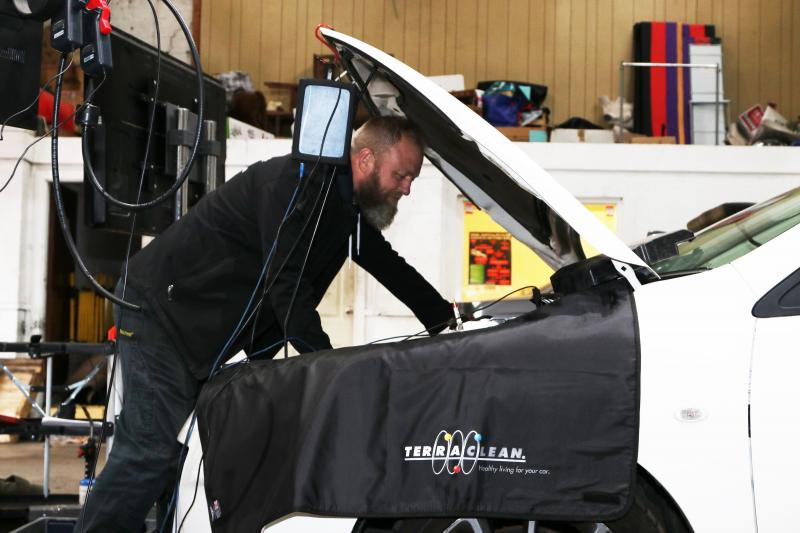 Garages soak up TerraClean training opportunities