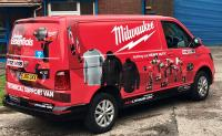 The Parts Alliance introduces all-new Milwaukee tool van to fleet