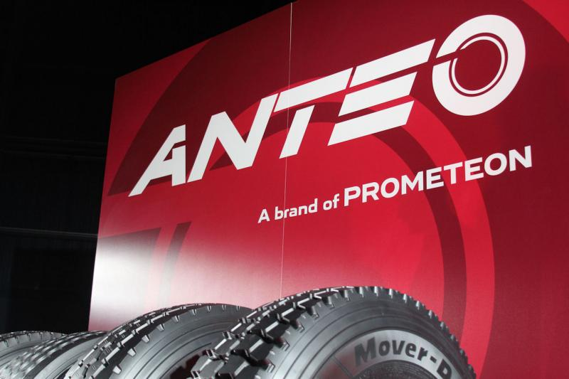 Anteo: Prometeon's new brand for tier 3