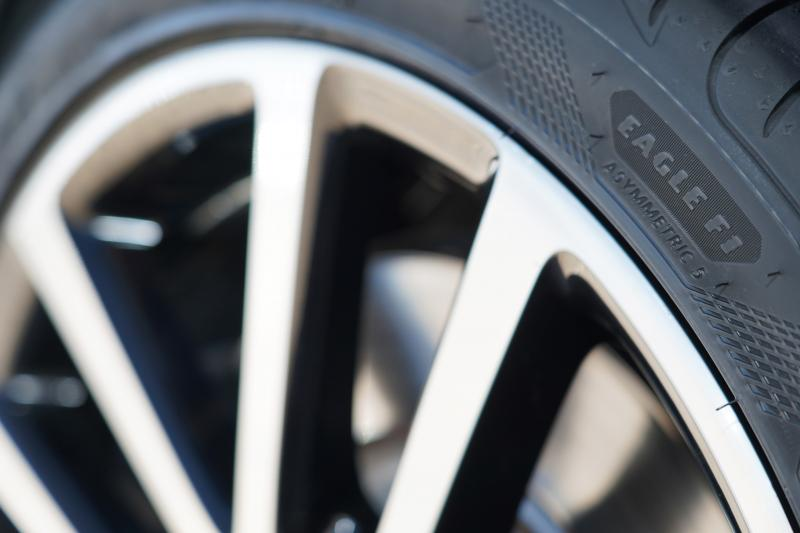 Goodyear launches 'ultimate all-rounder' and new super car tyres