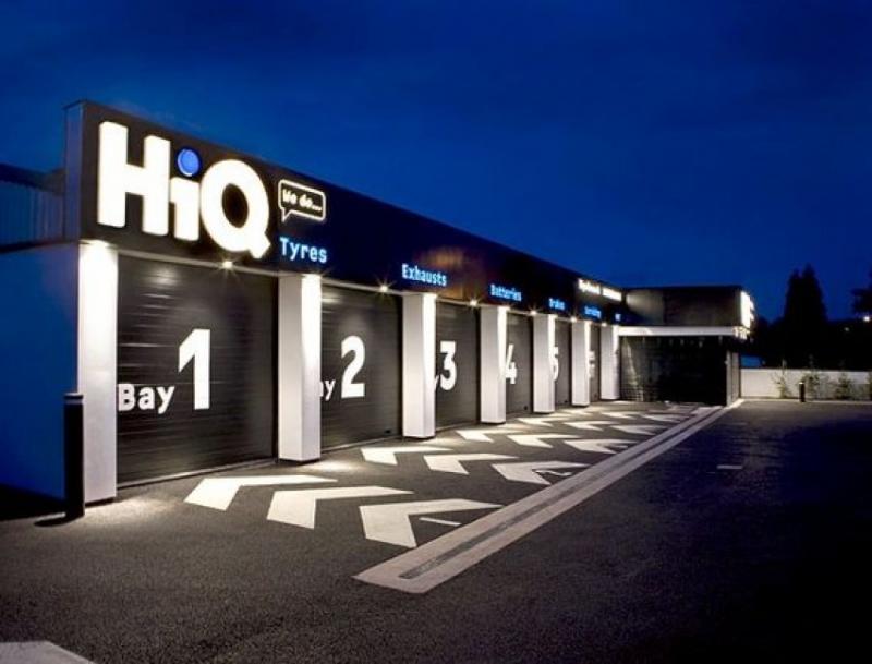 HiQ: 47% of centres achieve Gold Standard