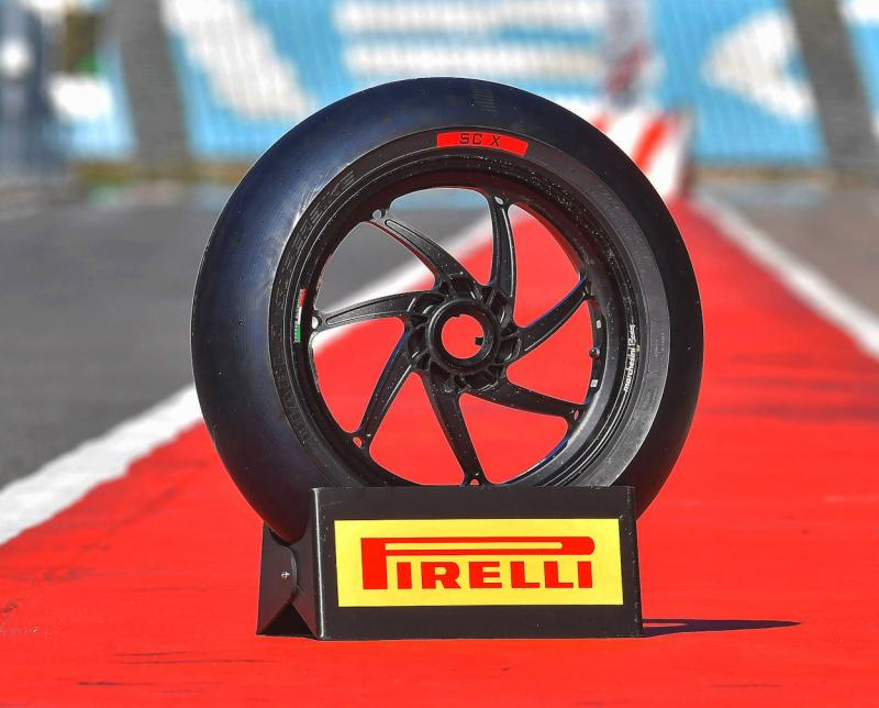 Pirelli introduces new Diablo track compound tyres for 2019