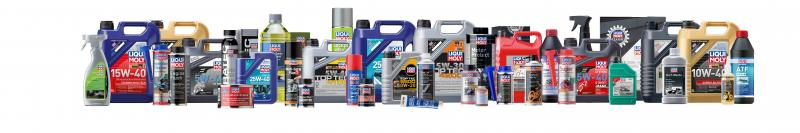 Liqui Moly exhibiting at Automechanika