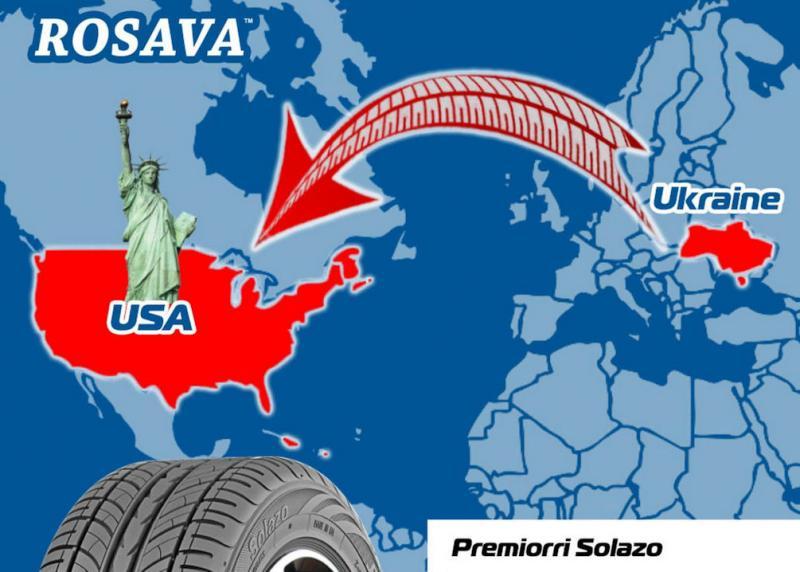 Rosava making inroads in USA