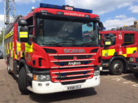 Bedfordshire Fire and Rescue Service chooses Michelin