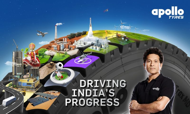 Apollo partners Sachin Tendulkar and A R Rahman in new advert