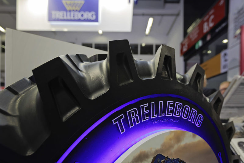 Trelleborg Wheel Systems introduces latest tyres, solutions at BAUMA