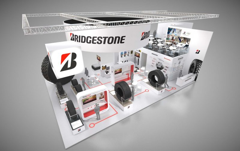Bridgestone exemplifies premium full-service approach at BAUMA 2019
