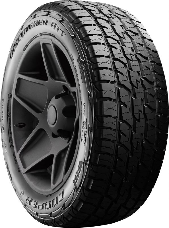 Cooper Discoverer ATT SUV tyre offers rugged performance, road comfort combo