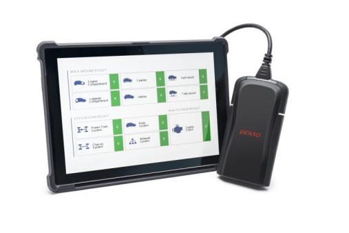 Denso adds reset option to innovative e-Videns solution